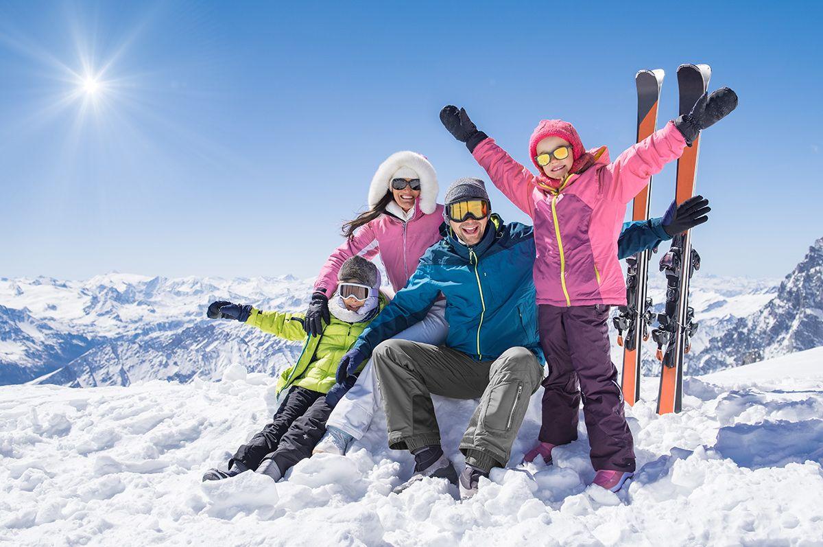 Le ski en été