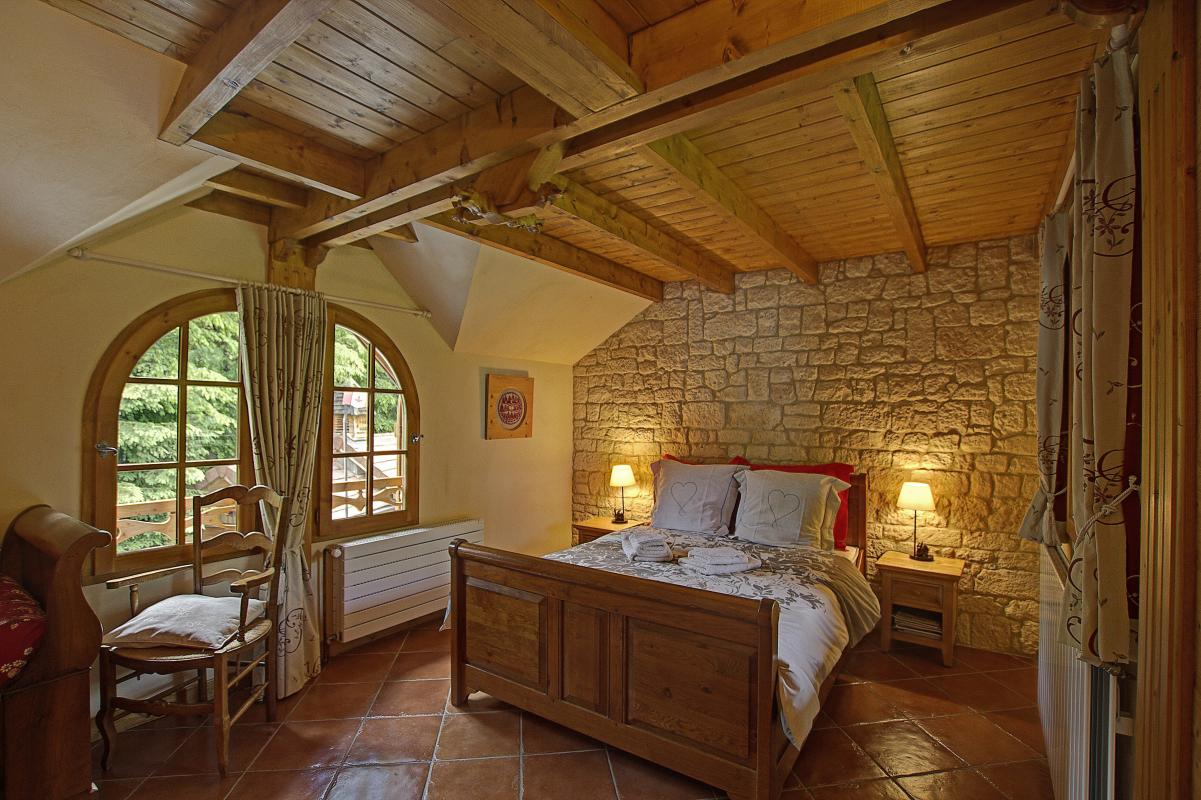 Une belle chambre d'hôtes