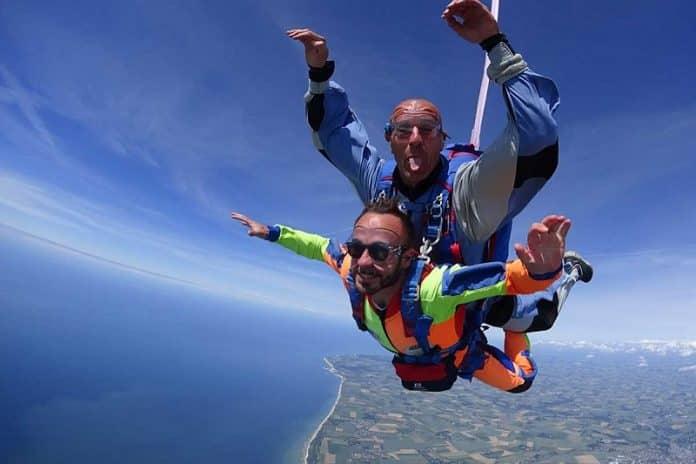 Comment réussir son saut en parachute