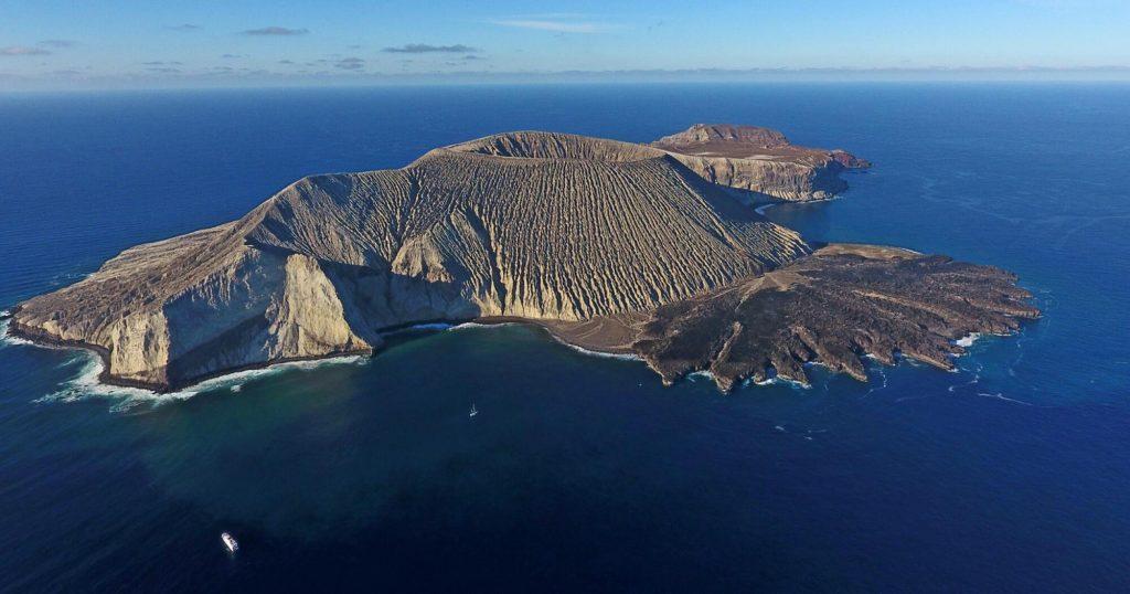 Îles Revillagigedo au Mexique