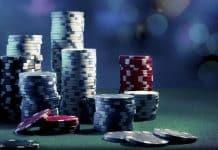 Jetons pour le poker