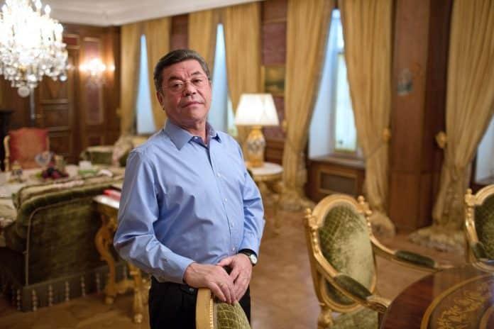 Mr Chodiev