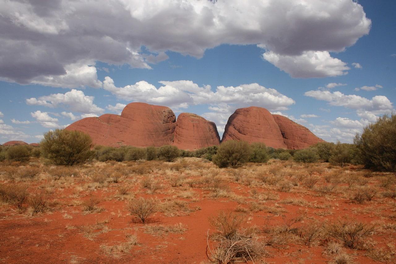 desert australie
