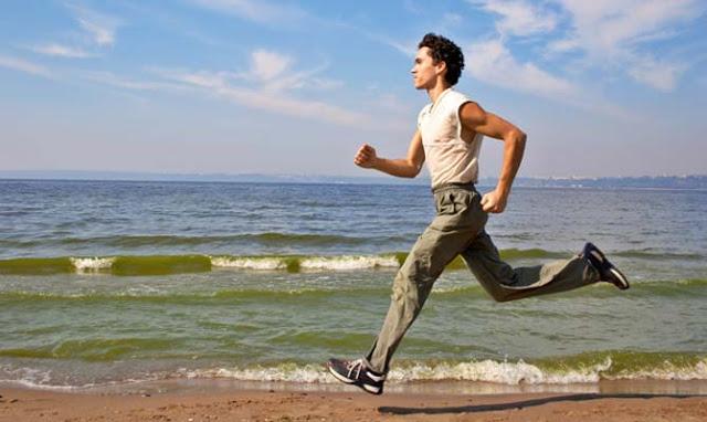 Jogging mode
