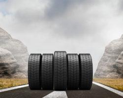 réparer en urgence un pneu crevé