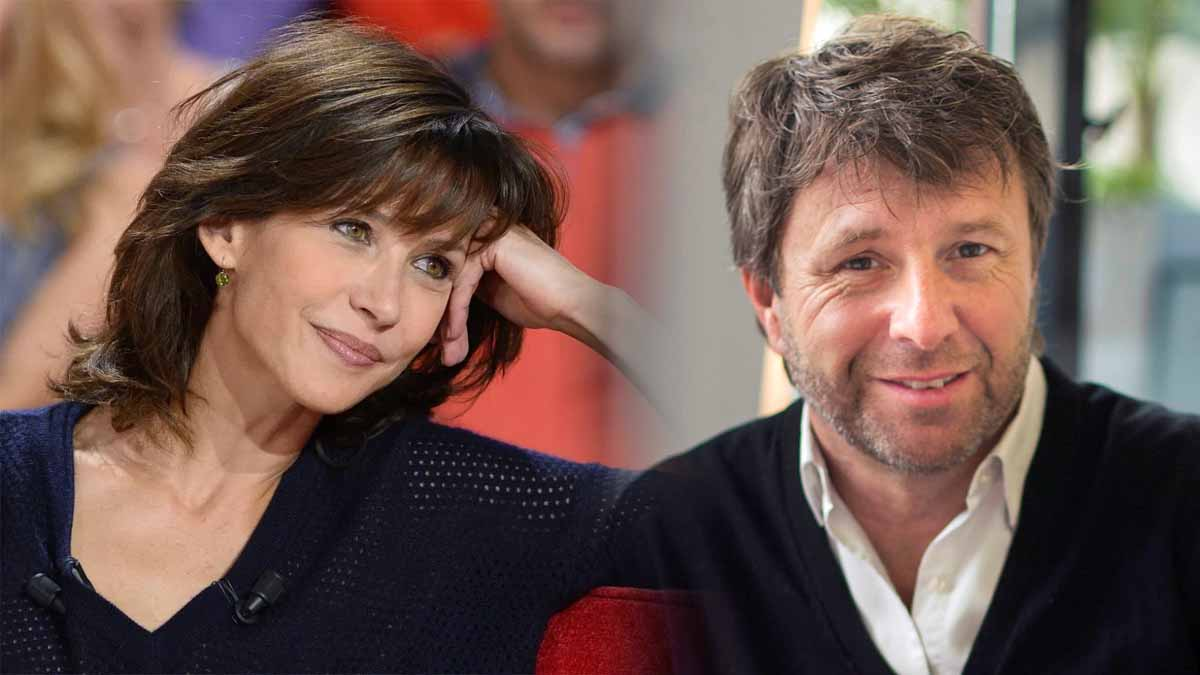 Richard Caillat et Sophie Marceau