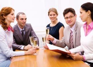 préparer un evénement d'entreprise