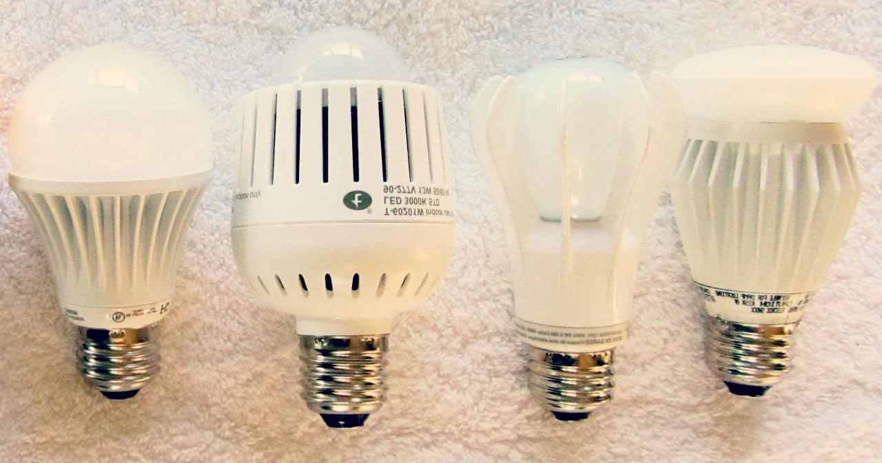 Ampoules à LED pour réduire la facture d'énergie