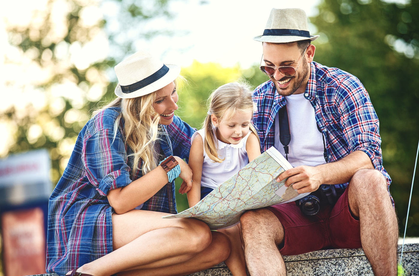 Vacances en famille