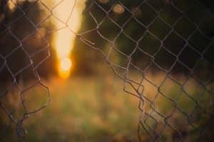 changer de clôture quand elle est abîmée