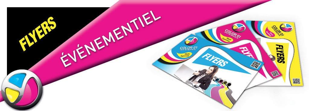 imprimer des flyers