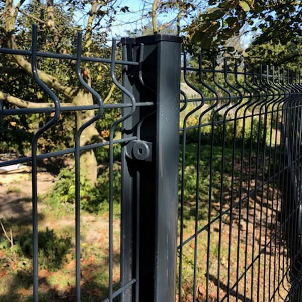 poteau clôture