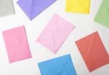 Des enveloppes