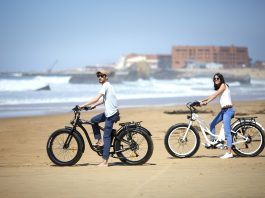 fatbike californien gorille cycles