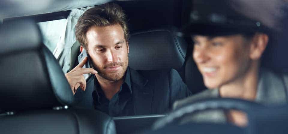 voiture de location avec chauffeur privé