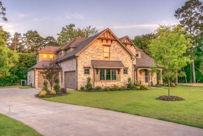une extension de maison par un architecte