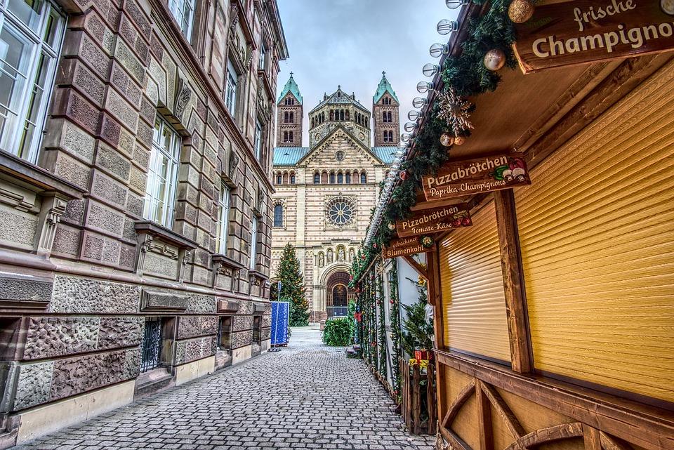 marché de Noël Allemagne