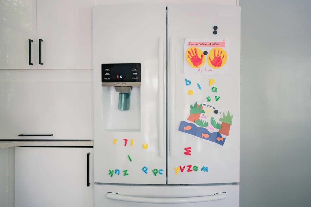 stickers magnets photos frigo