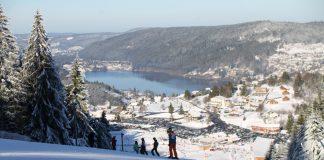 station de ski de la Mauselaine à Gérardmer