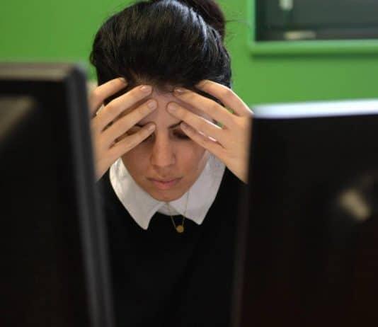 tensions au travail